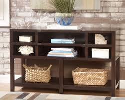 sofa table with storage. Sofa Table With Shelves Modern Storage Costa Home Within 6 | 1000keyboards.com