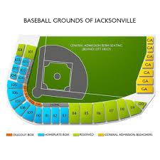 Baseball Grounds Of Jacksonville Tickets