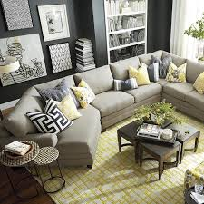 lovely sectional sofa for small living room and best 10 small sectional sofa ideas on home