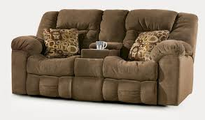 Double Rocker Recliner Loveseat Furniture Double Rocker Recliner With Stylish And Casual Comfort