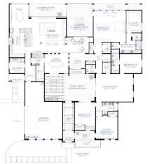 house floor plans with interior courtyard photo 11