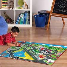 paw patrol toys rug in fire truck toy car adventure bay kids game rugs play mat paw patrol play rug