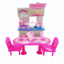 barbie size dollhouse furniture set. Kitchen: Inspiring Amazon Com Barbie Size Dollhouse Furniture Kitchen Set Toys In From Adorable