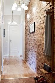 brick interior red brick wallpaper