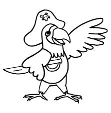 Small Picture Piet Pirate Parrot Coloring Pages Bulk Color