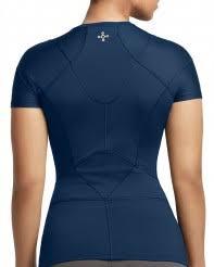 Womens ProGrade Short Sleeve Shoulder Support Shirt Back for Women | Tommie Copper