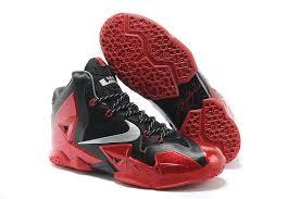 lebron james shoes 12 for kids. kids red black lebron 11 james shoes 12 for