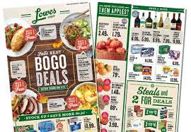 ample foods flyer lowes foods the best deals on the best groceries from the best