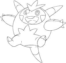 Disegni Da Colorare Pokemon Az Sketch Coloring Page