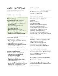 Split Page ResumesJob Pinterest Resume Templates Resume And Simple Templates Of Resumes