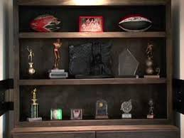 how to build a trophy case