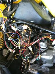 07 panther 110cc wiring woe's atvconnection com atv enthusiast chinese quad bike wiring diagram at 110cc Chinese Atv Wiring Harness