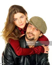 The actor Alessandro Preziosi and the actress Vittoria Puccini posing...  News Photo - Getty Images