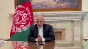 Taliban fighters have entered afghanistan's presidential palace hours after president ashraf ghani fled the country. Qfoh7nxh2geinm