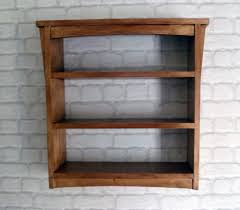 ... Wall Units, Appealing Shelf Wall Unit Vertical Wall Shelf Floating  Wooden Cabinet With Drawer And ...