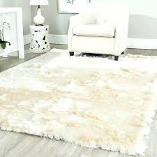 white fuzzy rug white fuzzy rug handmade silken glam ivory polyester area rug x white white fuzzy rug