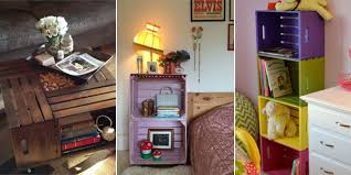 wooden crates furniture. 12 Amazing Wooden Crates Furniture Design Ideas L