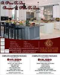 Kitchen Design Timonium Md Grandior Marylands Premier Kitchen Bath Interior Design