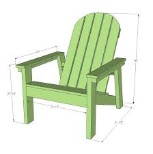 anna white furniture plans. Ana White | 2x4 Adirondack Chair Plans For Home Depot DIH Workshop - DIY Projects Anna Furniture R