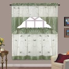 Kitchen Valances Kitchen Curtains And Valances Of Suitable Kitchen Valances For