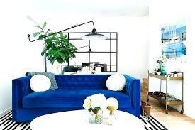 Modern blue couch Aqua Blue Leather How Pinterest Modern Blue Couch Navy Furniture Cobalt Pillows Apptivitiesco