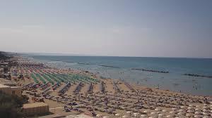 Termoli: Strand von Termoli - Webcam Galore