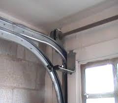 zero clearance garage door opener minimum headroom for