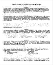 How To Write A Resume Summary Best Writing A Resume Summary Inspirational How To Write A Good Resume