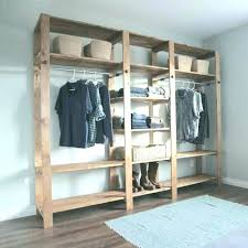 wiki how to organize your small closet a very linen smll