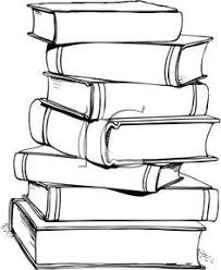 image result for black and white book tattoo