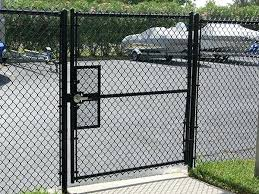 Chain Link Fence Gates Chain Link Fence Gate Idea Chain Link Fence