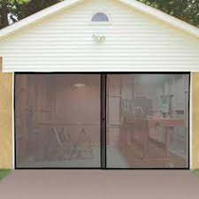 retractable garage door screensThis is something new retractable screen for your garage  HOME