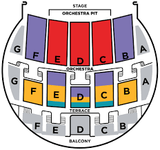 Rabobank Tickets Seating Chart