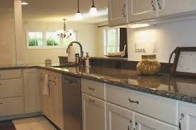 Kitchen Looks Allan Homes Unlimited The Redesigned Kitchen Looks Fabulous The
