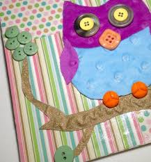 button canvas owl nursery decor multi media canvas art whimsical wall art  on whimsical wall art on canvas with button canvas owl nursery decor multi media canvas art whimsic