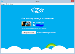 making skype account updated skype connects with microsoft account judes blog
