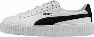 Puma By Rihanna Creeper White Leather