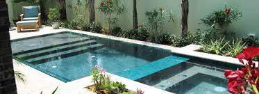 Small Pools Can Take Up the Entire Backyard
