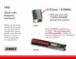 linear garage door opener remote. Unique Door Linear Garage Door Opener Review Luxury Sommer Remote Control  Txxp With Inside