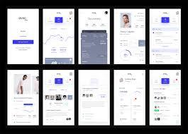 Clothing Design App Avsc Clothes App Design 10 Free Screens For Sketch