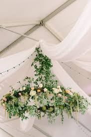 outdoor gazebo chandelier garden party inn at fernbrook mice lange table garland wedding chandeliers als