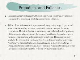 "lesson ""debates on asian values"" an essay by koh byong ik  2 prejudices and fallacies in assessing the confucian tradition of east asian countries we are"
