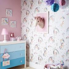 arthouse ursula the unicorn decorative childrens wall art 3d head décor 008355