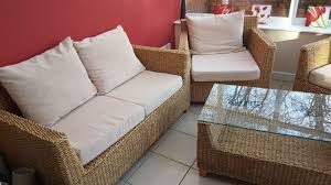 three piece wicker set table jpg