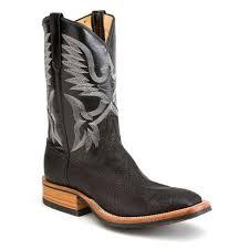 black shark boots