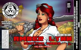 Amber Lynn from Outbreak Brewing Co. - Available near you - TapHunter