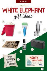 serious white elephant gift ideas