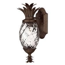 tropical outdoor lighting. Plantation Outdoor Wall-Mounted Lantern Tropical Lighting