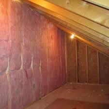 knee wall insulation in attic crawl