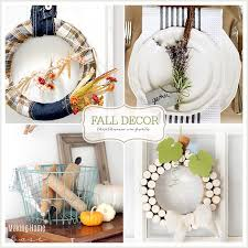 home decor super cute diy fall home decor ideas and tutorials at the36thavenue com